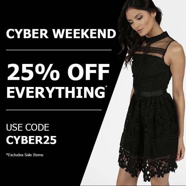 Cyber-weekend