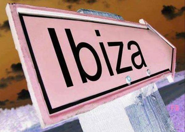 Ibiza-sign
