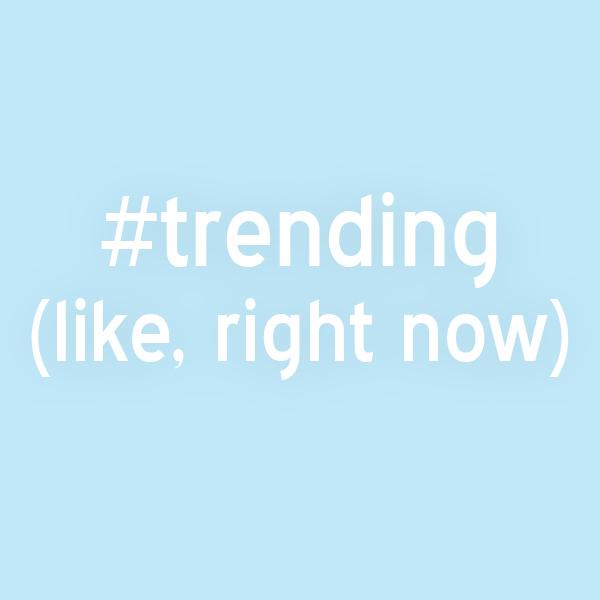 Trending The Blog