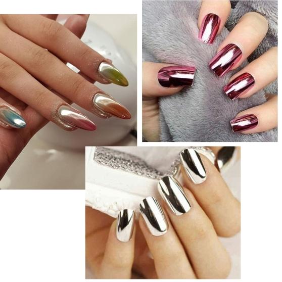 Mirror-nails