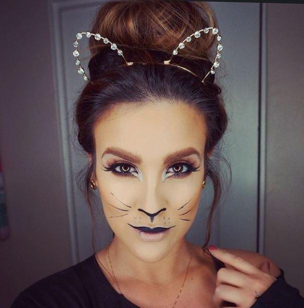 cat-makeup